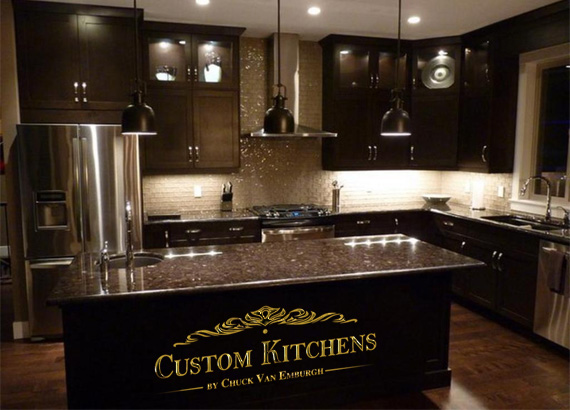 About Custom Kitchens by Chuck