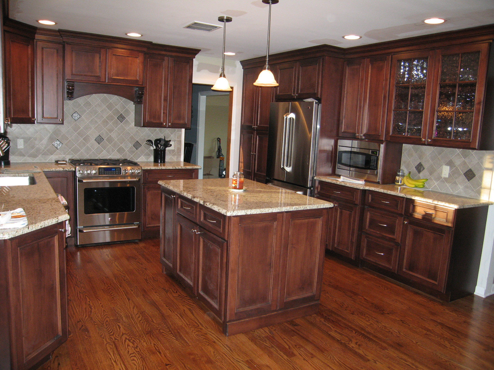 Custom Kitchens By Design custom kitchenschuck | kitchen, bathroom, countertop, cabinets